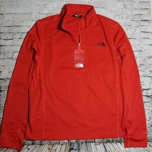 The North Face FlashDry 1/4 zip pullover size XL